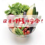 日本ブランドの野菜や果物は海外で売れている?安全への評価は?