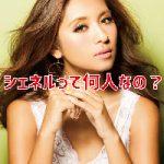 Che'Nelle(シェネル)は何人?日本語で歌ってるけどハーフって本当?